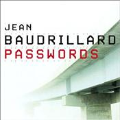 Passwords - Baudrillard, Jean
