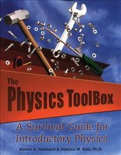 Physics Toolbox : Survival Guide for Introductory Physics - Hubbard, A. Kristen