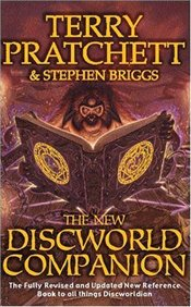 New Discworld Companion - Pratchett, Terry