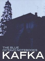 Blue Octavo Notebooks - Kafka, Franz
