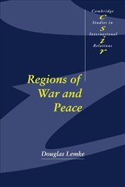 Regions of War and Peace - Lemke, Douglas