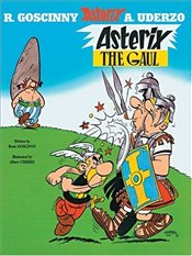 Asterix the Gaul - Goscinny, Rene
