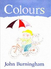 Colours - Burningham, John