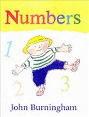 Numbers - Burningham, John