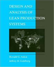 Design and Analysis of Lean Production Systems - ASKIN, RONALD G.