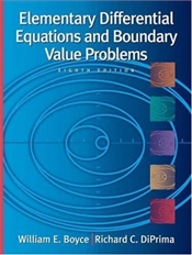 Elementary Differential Equations and Boundary Value Problems 8E WSE - Boyce, William E.