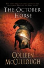 October Horse - McCullough, Colleen