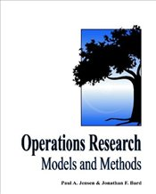 Operations Research Models and Methods - Jensen, Paul A.