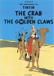 Crab with the Golden Claws : Adventures of Tintin Series #7 - Herge,