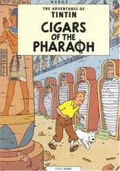 Cigars of the Pharaoh (Adventures of Tintin Series #3) - Herge,