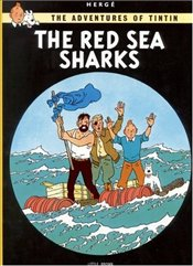 Red Sea Sharks (Adventures of Tintin Series #17) - Herge,