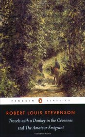 Travels with a Donkey - Stevenson, Robert Louis
