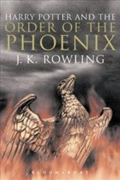 Harry Potter and the Order of the Phoenix - 5 - Rowling, J. K.