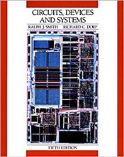 Circuits, Devices and Systems 5E WSE : A First Course in Electrical Engineering - Smith, Ralph J.