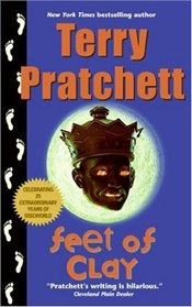 Feet of Clay - Pratchett, Terry