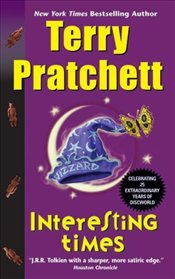 Interesting Times : Novel of Discworld - Pratchett, Terry