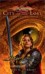 City of the Lost : Linsha Trilogy 1 - Herbert, Mary H.