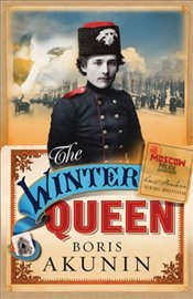 Winter Queen - Akunin, Boris