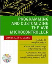 Programming and Customizing the AVR Microcontroller - Gadre, Dhananjay