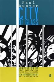 City of Glass : Graphic Mystery - Auster, Paul