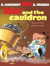 Asterix and the Cauldron - Goscinny, Rene
