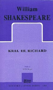 Kral 3. Richard - Shakespeare, William