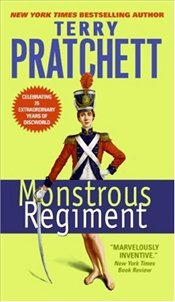 Monstrous Regiment - Pratchett, Terry
