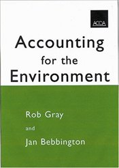 Accounting for the Environment 2e - Gray, Rob