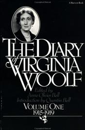 Diary of Virginia Woolf, 1915-1919, V1 - Woolf, Virginia