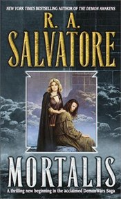 Mortalis - Salvatore, R. A.