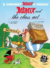 Asterix and the Class Act - Goscinny, Rene