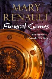 Funeral Games - Renault, Mary