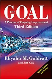 Goal 3e : Process of Ongoing Improvement - Goldratt, Eliyahu M.
