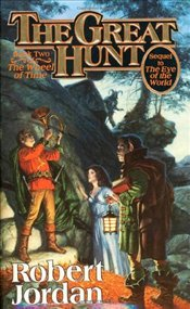Great Hunt : Wheel of Time 2  - Jordan, Robert