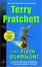 Fifth Elephant - Pratchett, Terry