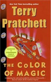 Color of Magic - Pratchett, Terry