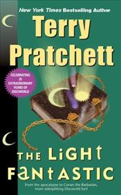 Light Fantastic  - Pratchett, Terry