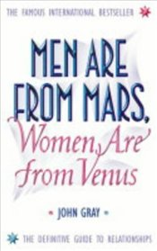 Men Are from Mars, Women Are from Venus - Gray, John