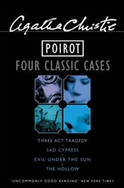 Poirot : Four Classic Cases - Christie, Agatha