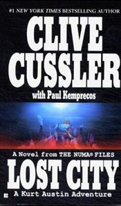 Lost City - Cussler, Clive