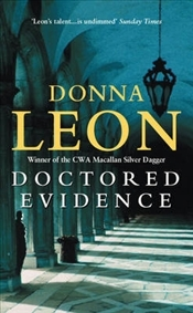 Doctored Evidence : Commissario Guido Brunetti Mysteries 13 - Leon, Donna
