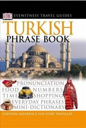 Turkish Phrase Book - EW -