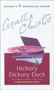 Hickory Dickory Dock - Christie, Agatha