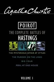 Poirot : Complete Battles of Hastings  - Christie, Agatha