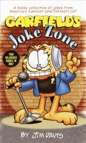 Garfields Joke Zone : Garfields in Your Face Insults - Davis, Jim