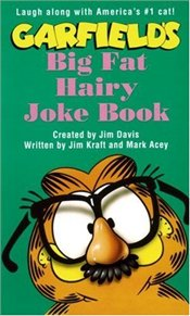 Garfield Big Fat Hairy Joke Book - Davis, Jim