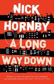 Long Way Down  - Hornby, Nick