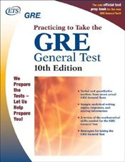 GRE 10e : Practicing to Take the General Test  -