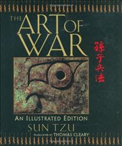 Art of War : Illustrated Edition - Tzu, Sun