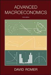 Advanced Macroeconomics 3E - Romer, David